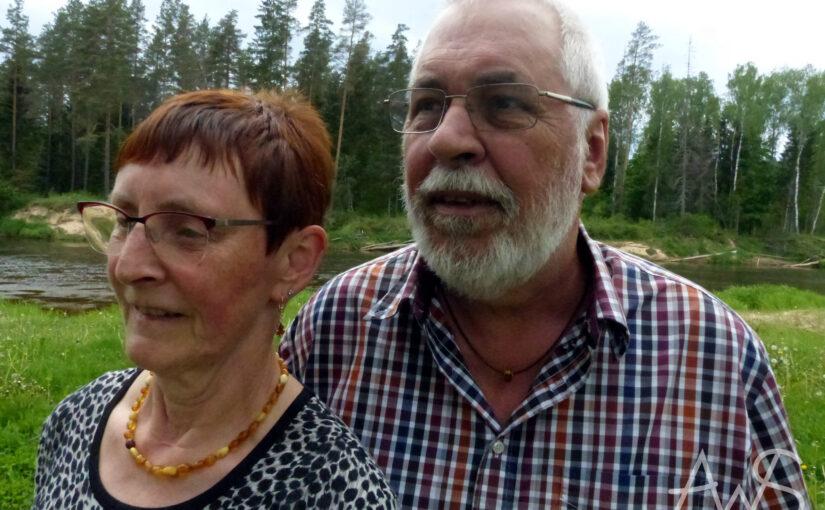 Anita und Wolfgang Scholz