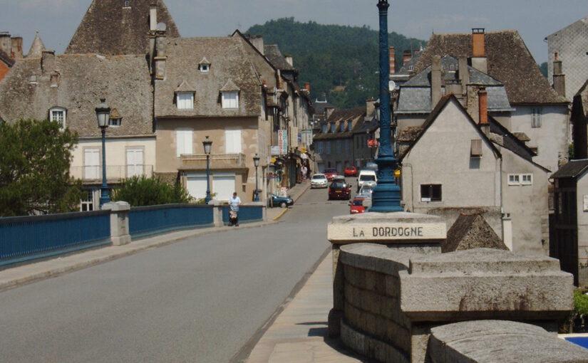 Das Tal der Dordogne lädt ein