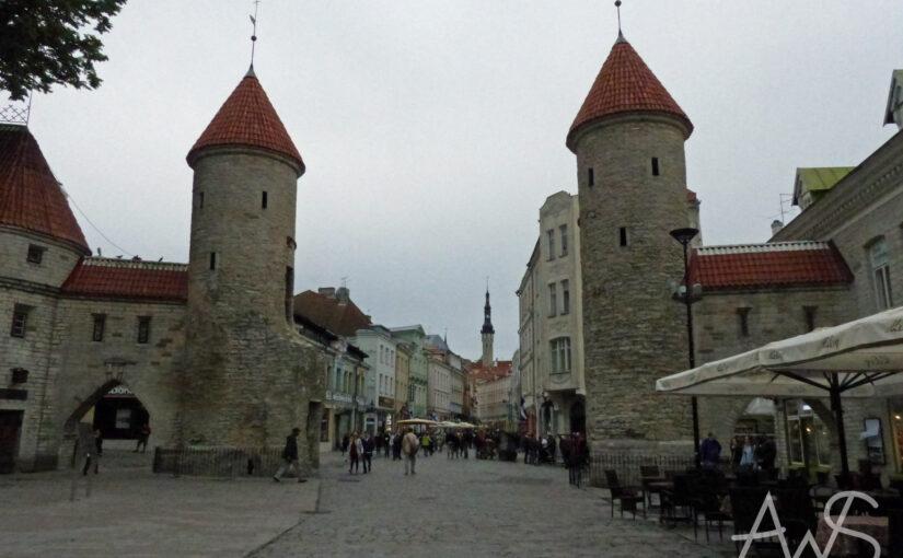 Tallinn, die alte Hansestadt