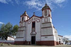 Taufkirche Zarcos