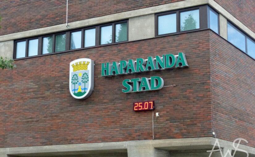 Haparanda, Stadt der Träumer