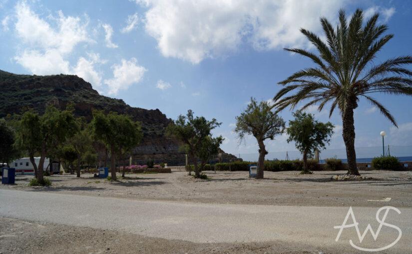 Camping in El Portús & Corona, Chronologie der Ereignisse